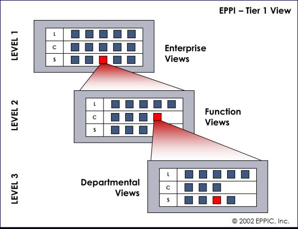 EPPI Tier 1 View