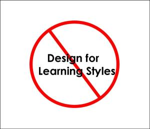 The Myth Of Learning Styles Debunked >> Debunking The Myth There Is No Such Thing As Learning Styles