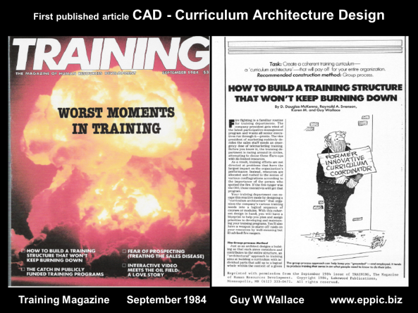 CAD - Training 84 Cover and 1st Page
