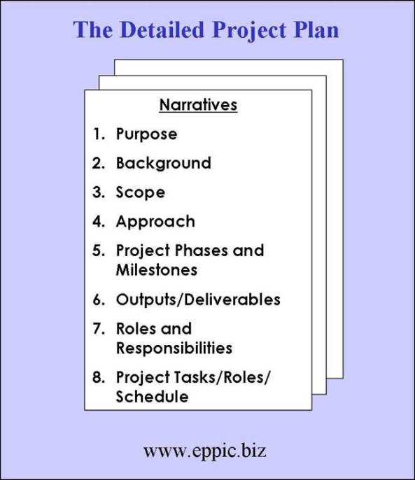 Proj Plan Outline