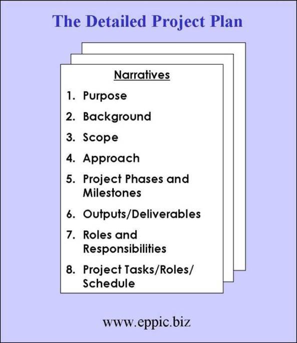 Proj Plan Outline