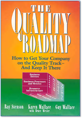 1994 QRM Book Cover