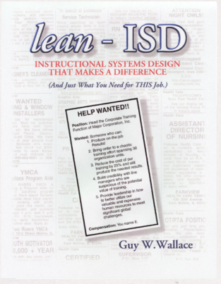 1999 lean-ISD Book Cover