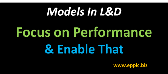 Models in L&D 1