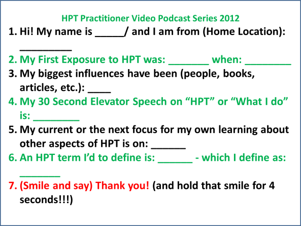 hpt-practitioner-video-podcast-series-script-2012