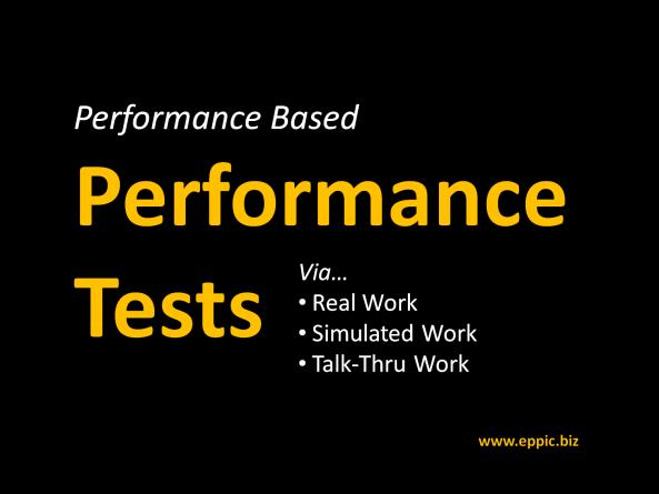 Perf Tests