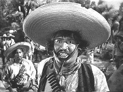 Alfonso Bedoya as Gold Hat-8x6