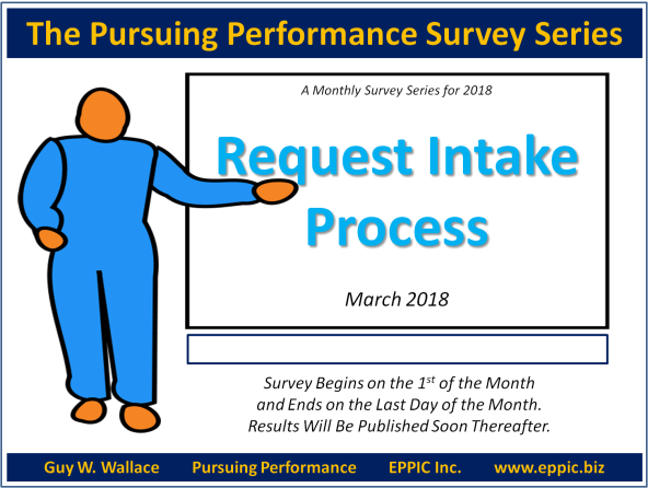 L&D Survey 2018-03 Request Intake Process